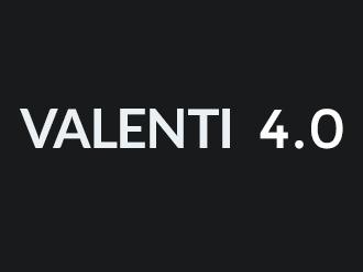 WordPress template Valenti (Share On ThemeLook.RU)