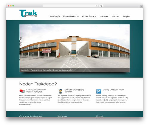 Free WordPress FancyBox plugin - trakdepo.com