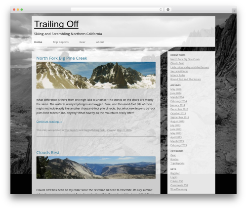 Free WordPress Jetpack by WordPress.com plugin - trailingoffca.com