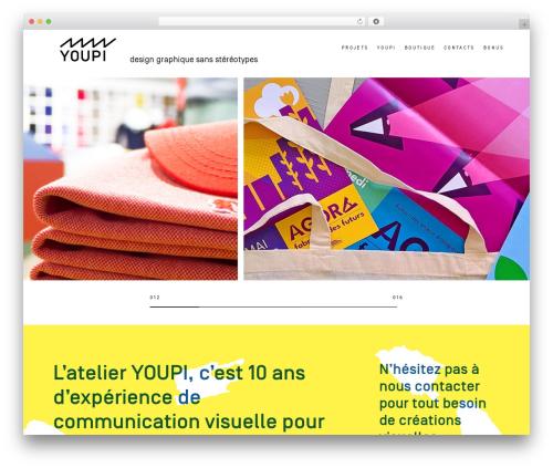mane best WordPress theme - atelieryoupi.fr