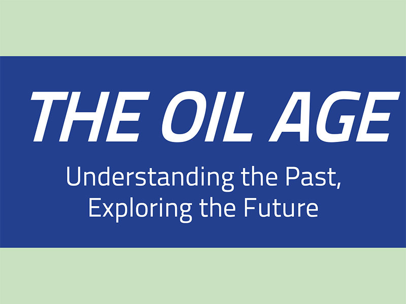 The Oil Age WordPress theme
