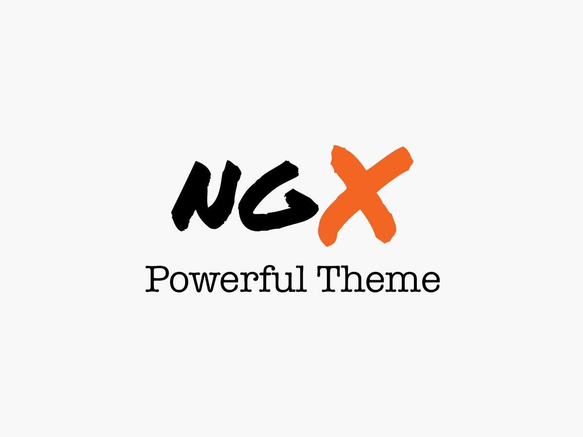WordPress theme NGX Powerful Theme