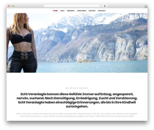 Best WordPress template FatMoon - herrin-nadine.ch