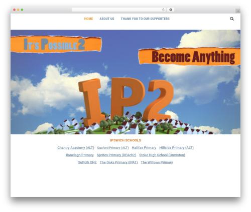Insight premium WordPress theme - ip2b.org
