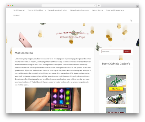 MayaSilk WordPress theme free download - mobielcasino.tips