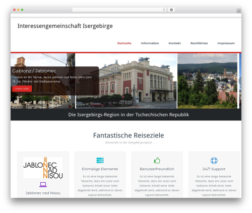 Theme WordPress BusiProf Pro - ig-isergebirge.org