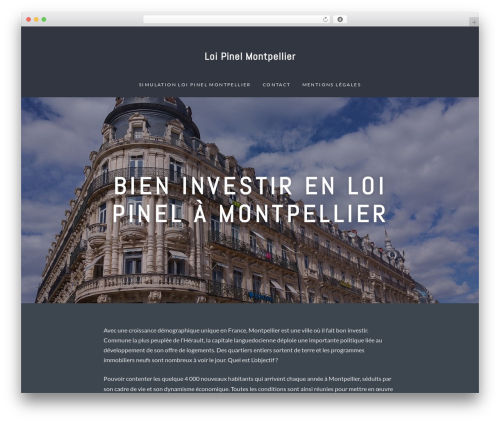 Windflaw Lite WordPress theme download - loi-pinel-montpellier.org