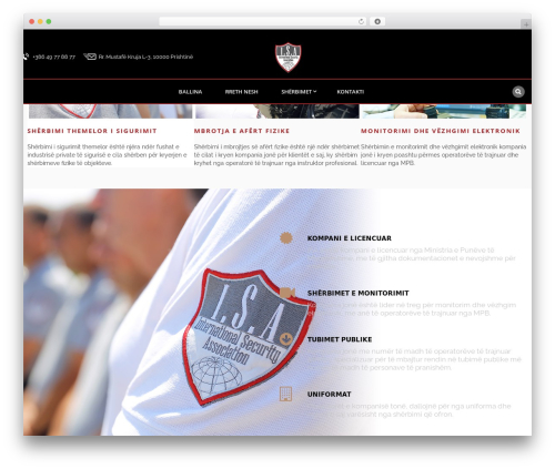 WordPress theme Bodyguard - securityisa.org