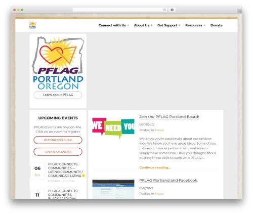 Polyclinic WP template - pflagpdx.org