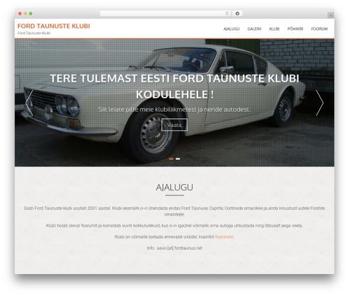 AccessPress Parallax template WordPress free - fordtaunus.net
