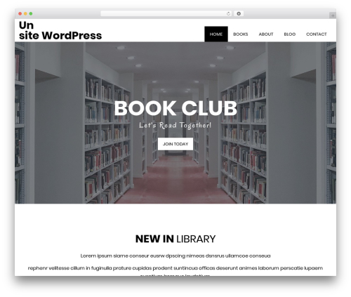 Book Club WP template - tometmax.brussels