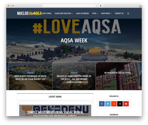 Free WordPress Yada Wiki plugin - masjidalaqsa.net