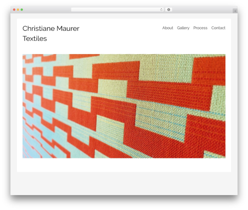 Workality Plus best WordPress template - christianemaurer.com
