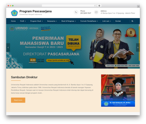 WordPress theme Best Business - pasca.urindo.ac.id