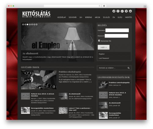 WordPress poller_master plugin - kettoslatas.hu