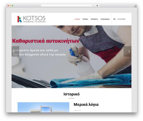 Movedo WP template - kotsos.gr
