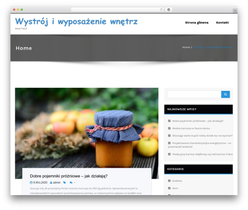Esol WordPress theme - wks-sanger.pl
