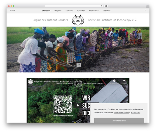 Stargazer WordPress theme free download - ewb-karlsruhe.de