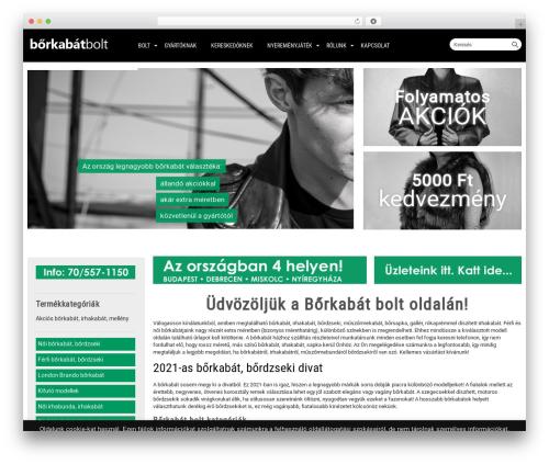 WD COMPUTER WP theme - borkabatbolt24.hu