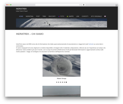 Arunachala WordPress template free download - indratrek.it