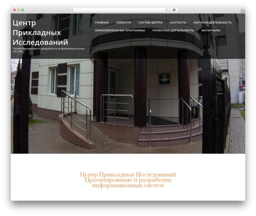 Swiftbiz Lite free WP theme - arcpris.ru