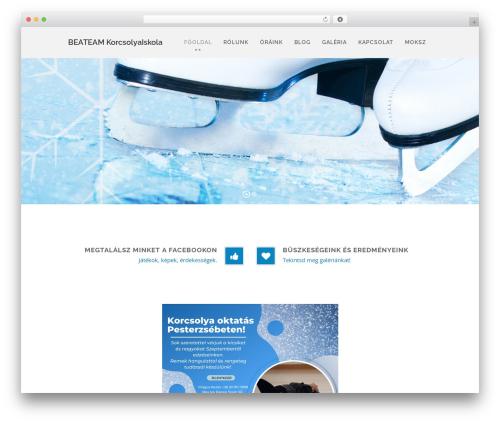 WordPress template Koda - beakori.hu