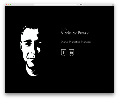 WP template Modular - pivnev.ru
