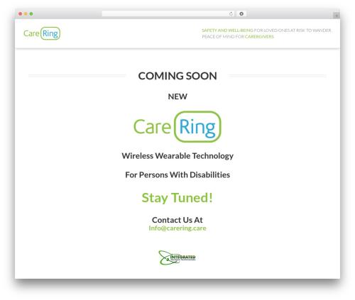Free WordPress Slick Sitemap plugin - carering.care