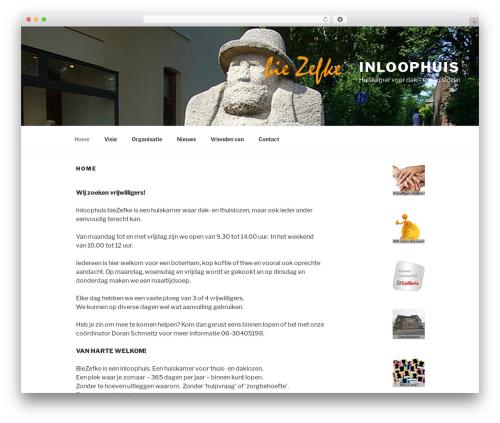 Twenty Seventeen WordPress theme free download - bie-zefke.nl
