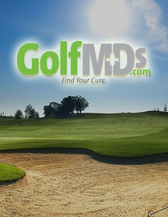 GolfMDs Custom Theme WordPress page template