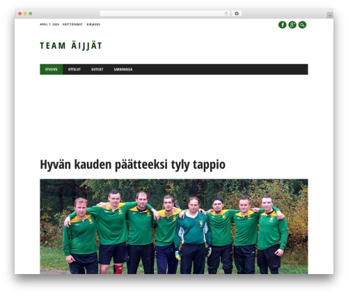 Theme WordPress The Newswire - teamaijjat.info