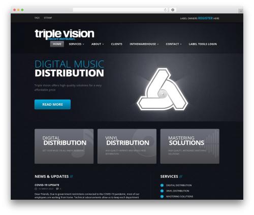 theme1948 top WordPress theme - triplevisiondigital.com