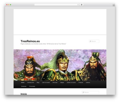 Free WordPress AlphaOmega Captcha & Anti-Spam Filter plugin - tresreinos.es