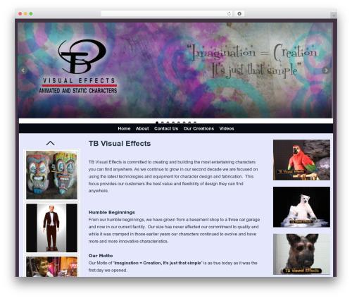Free WordPress WP Header image slider and carousel plugin - tbfx.com