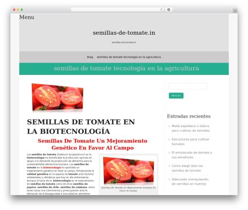 arora best WordPress template - semillas-de-tomate.in