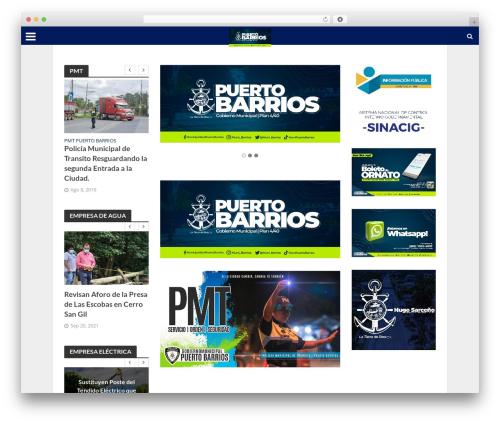 Herald | Shared By Themes24x7.com premium WordPress theme - munipuertobarrios.gob.gt
