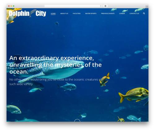 jupiter - shared on wplocker.com WordPress template - dolphincity.net