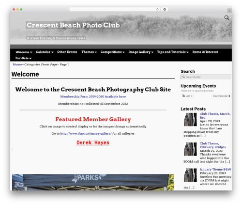 Free WordPress Companion Sitemap Generator plugin - cbpc.ca