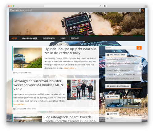 Ribosome WordPress free download - motorautosport.nl