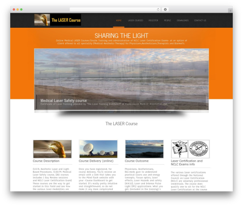 Simplicity Lite best free WordPress theme - lite4life.in