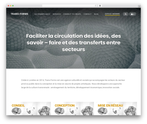 Businessx WordPress theme free download - trans-forms.org