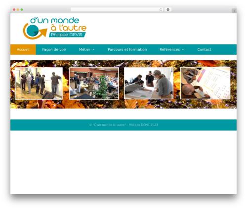 GeneratePress WordPress free download - transition.solutions