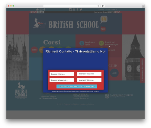 Guru top WordPress theme - british-school.net