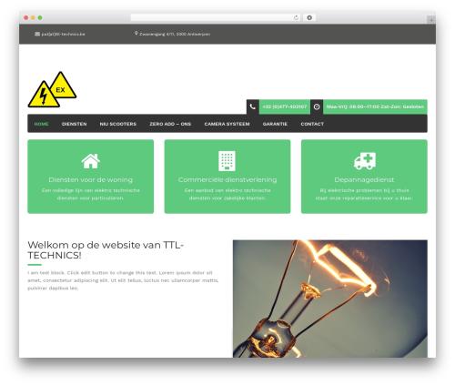 Tech Life WordPress theme - ttl-technics.be