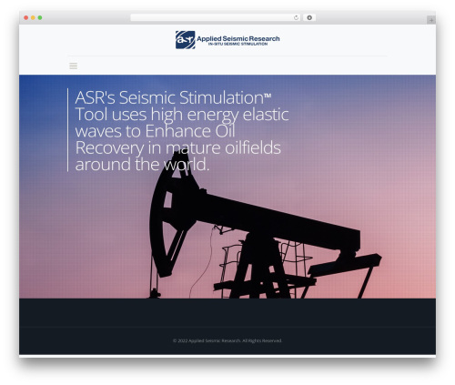 WP template Betheme - seismicstimulation.net