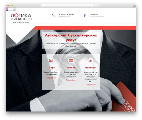 Fincorp WordPress theme download - logicf.ru