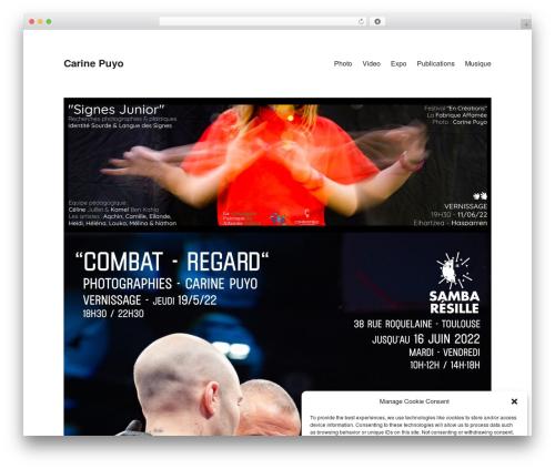 Maker WordPress template free download - carinepuyo.net