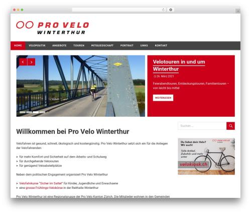 Merlin free WP theme - provelowinterthur.ch
