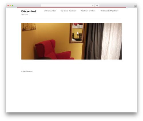 Mycorptheme template WordPress - dusseldorf-apartments.de