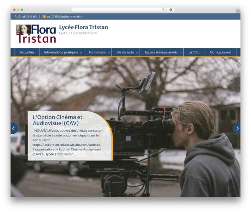 Education Hub WordPress free download - lyceefloratristan.fr